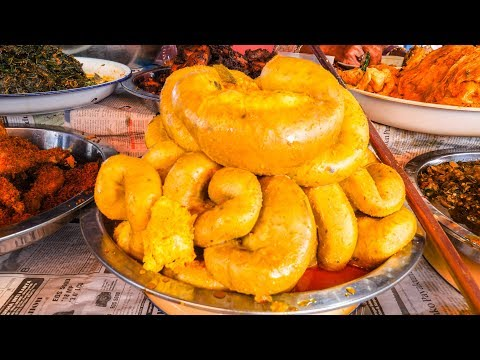 STREET FOOD Tour in Indonesia | CRAZY EGGS + BEST BREAKFAST