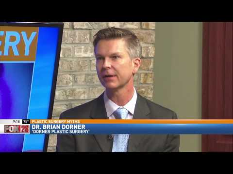 Plastic Surgery Myths—Dr. Brian Dorner on Good Day Columbus