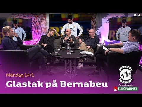 Eurotalk: Glastak På Bernabeu