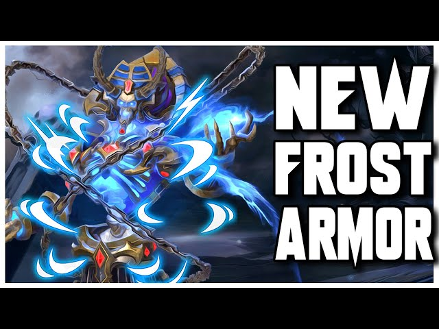 Grubby | WC3 | NEW Frost Armor!