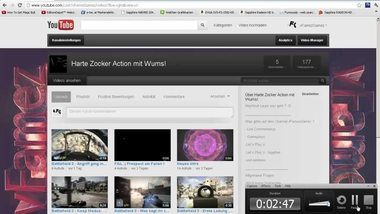 Quick- Tipp: Copyright Freie Musik Seiten - YouTube