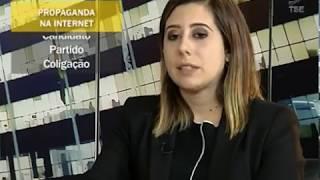O Momento Eleitoral desta semana recebe Fernanda Lage, assessora da EJE/TSE, para falar sobre Propaganda Eleitoral.