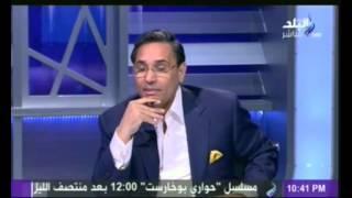 بالفيديو.. عبد الرحيم علي : أملك تسجيلات تثبت تورط الغزالي حرب في اقتحام أمن الدولة