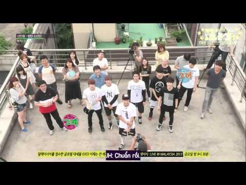 [BangTanSodamn][Vietsub] Rookie King Ep 4 (Bangtan Boys - BTS)