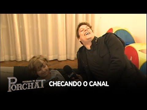 CHECANDO O CANAL | SANTO AMARO (SP)