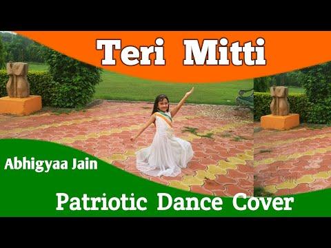 teri-mitti-kesari- teri-mitti-mein-mil-jawa- -patriotic- -song- independence-day-dance abhigyaa-jain