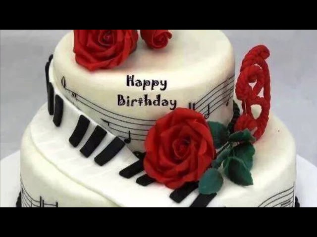 I Want To Sing You A Happy Birthday