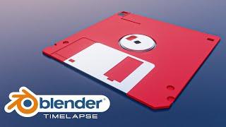 Floppy Disk 3D Model Free Download | Free 3D Models
