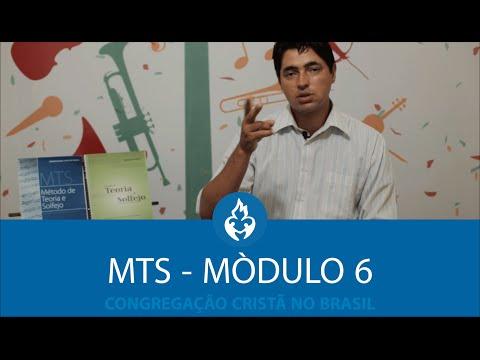 6º Modulo do Método de Teoria e Solfejo - MTS