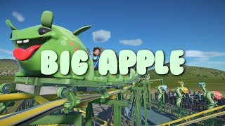 Planet Coaster - Big Apple - Ride Overview
