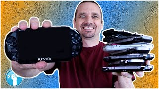I Bought 9 Broken PS Vita's - Let's FIX Them!