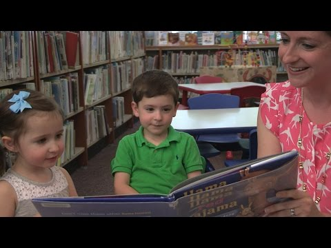 2017 Prince William Public Library System's Explore Summer Reading Program For Kids