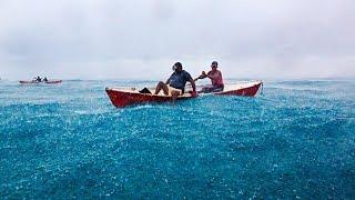 Чтобы богачи вкусно поели, эти люди каждый день рискуют жизнью и ныряют на дно океана!