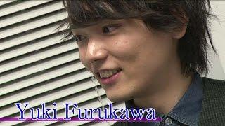 An Interview with Yuki Furukawa【Fuji TV Official】