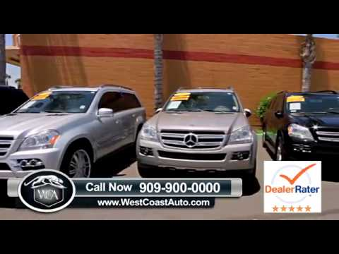 West Coast Auto Sales >> West Coast Auto Sales