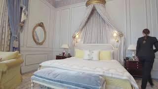 Collection Palace de France. Shangri-La Hotel, Paris.