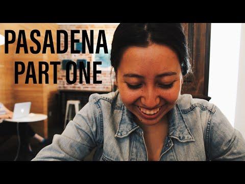 PASADENA TRIP PART ONE | Vlog #24