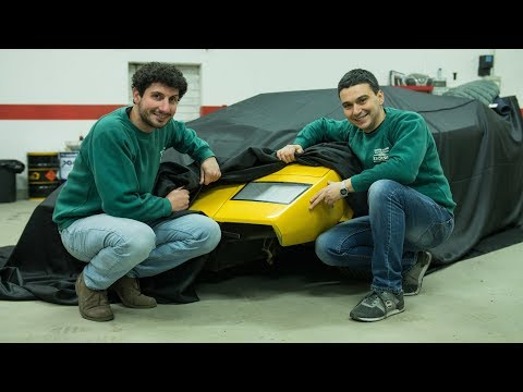 Countach Replica v6 Turbo (10° parte) - Davide Cironi Drive Experience (SUBS)