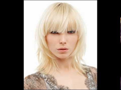 Shaggy Bob Hairstyles For Round Faces । 30 Shaggy Bob Hairstyles