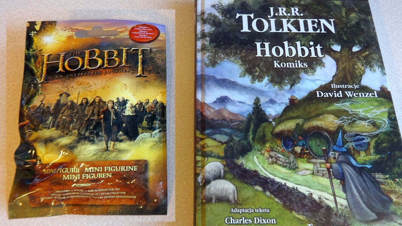 The Hobbit Comic Book