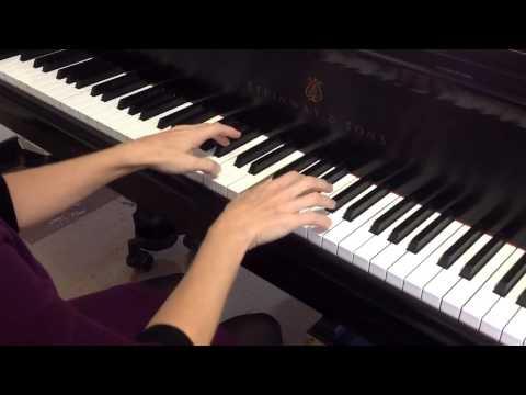 Suzuki Piano - The Happy Farmer