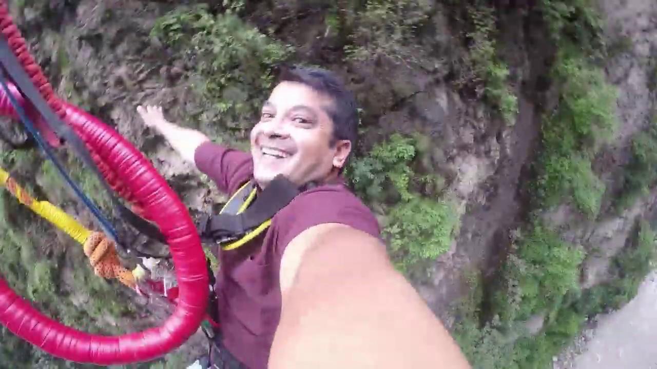bungee jumping || bhotekoshi , Nepal ||