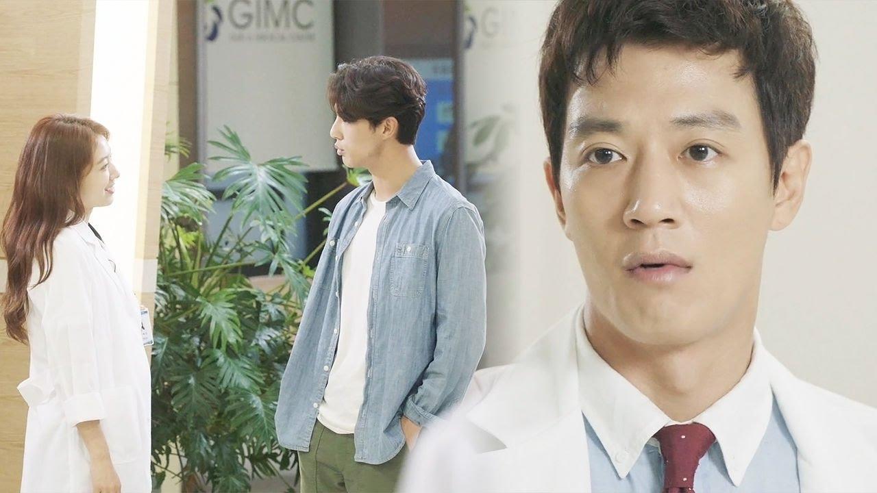 Kim Rae Won, so jealous of Park Shin Hye's friend Ji Soo! 《The Doctors》 닥터스  EP07