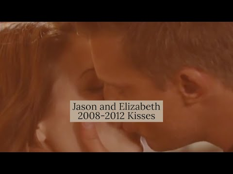 Jason And Elizabeth // Last Kiss & Unchained Melody {2008-2012 Kisses}