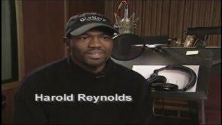 Triple Play 2002 - Harold Reynolds Recording Session