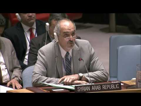 Syria Rebukes UN on Aid Delivery