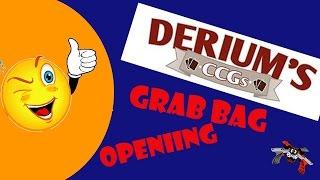 4x Deriums July Grab Bag Opening