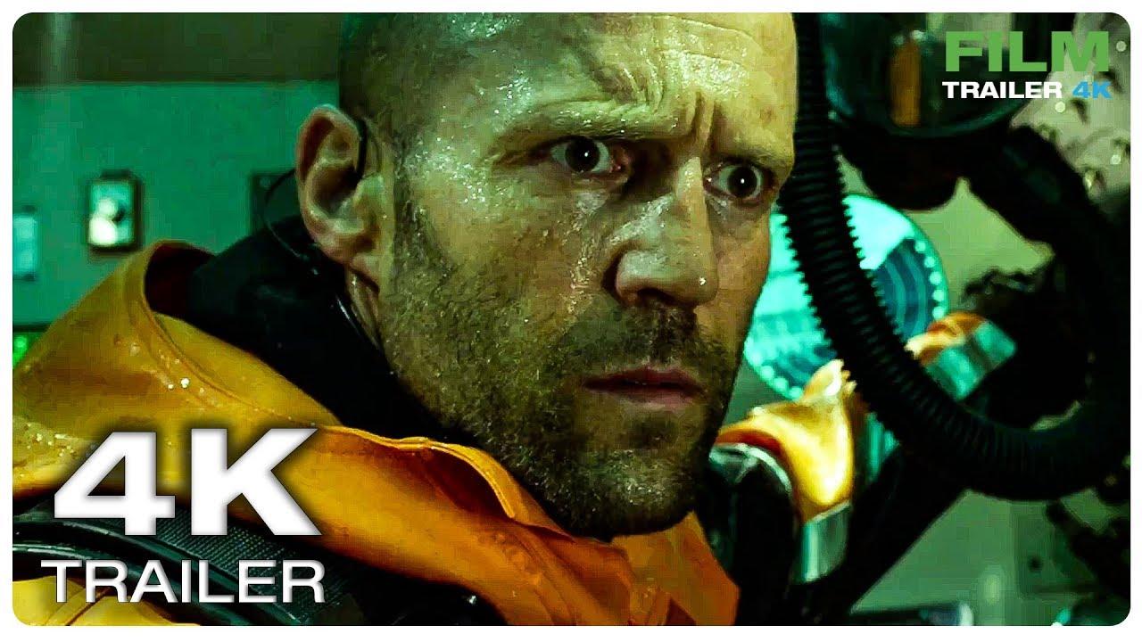 The Meg Trailer 4k Ultra Hd 2018