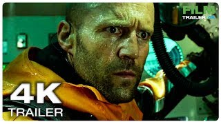 THE MEG Trailer (4K ULTRA HD) 2018