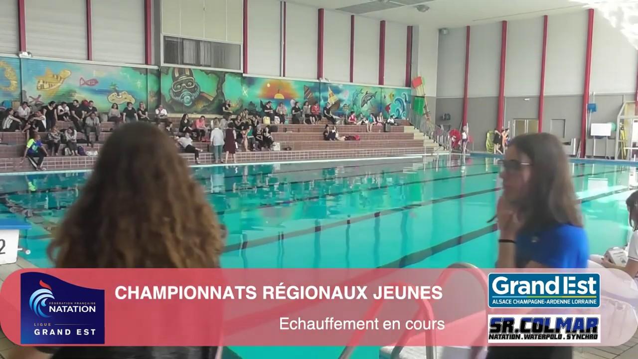 Championnats Régionaux Jeunes Réunion 1 - Natation Artistique - 2019