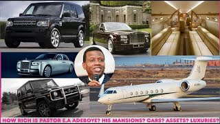 How rich is Pastor E.A Adeboye? ► All Pastor Adeboye 's Cars, House, Luxuries & Assets