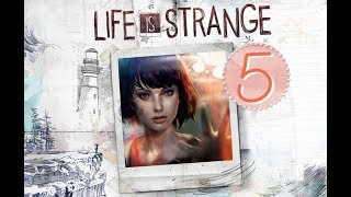 Lets Play BLIND Life Is Strange Part 5