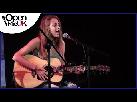 LABYRINTH - JEALOUS performed by ERIN BLOOMER at Open Mic UK Music Competition
