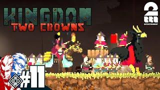 #11【王の帰還】弟者,兄者の「Kingdom Two Crowns」【2BRO.】