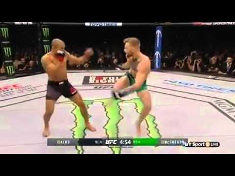 Jose Aldo Vs Conor Mcgregor (full Fight)