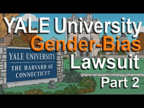 "Yale Gender Bias Part 2 - Can't say the word ""Silly"" at Yale!"