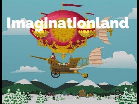 Imagination Song-South Park (Lyrics)