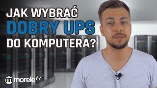 Jak wybrać dobry UPS do komputera? | Dla gracza, do biura, do serwera