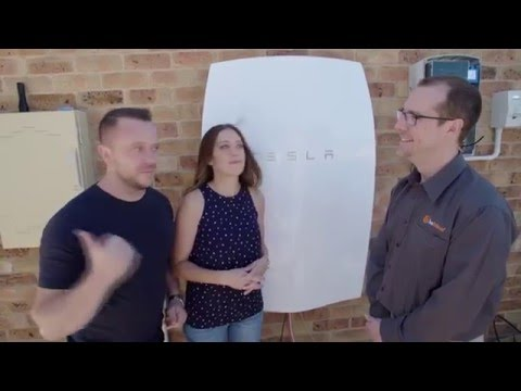 Thumbnail: Tesla Powerwall Home Battery System Installation
