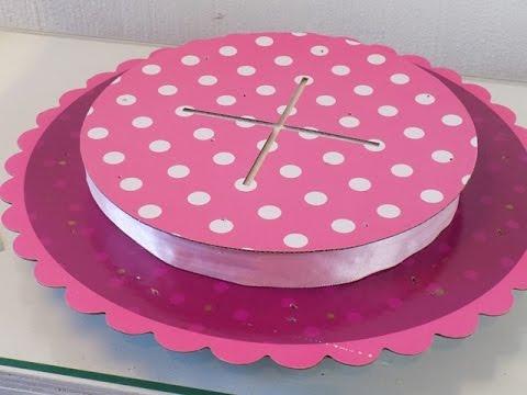 Base para cake pops youtube - Bases para cupcakes ...