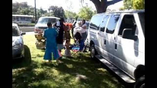 № 642 АМЕРИКАНСКИЕ Индейцы Native Americans Cherokee Florida 28.03.2011