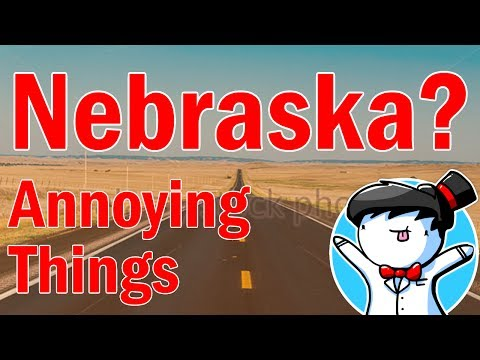 Living in Nebraska