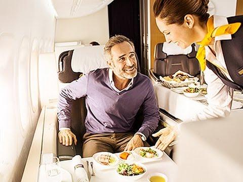 Lufthansa A380 First Class | Frankfurt to Miami