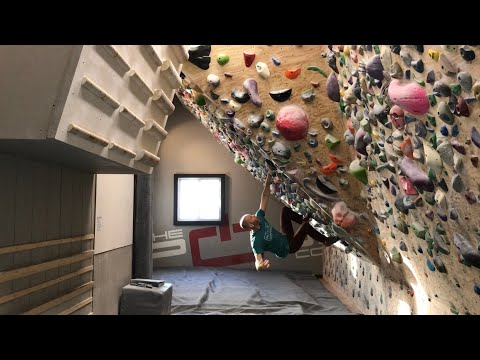 Effectively Using a Rest Stance | Climbing Training