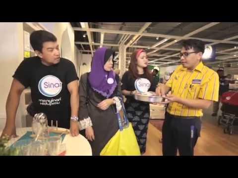 Ceria Raya bersama IKEA di Sinar