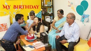 My Happiest Birthday Vlog 2018 | Party With Family | Maitreyee's Passion Indian Daily Vlogger